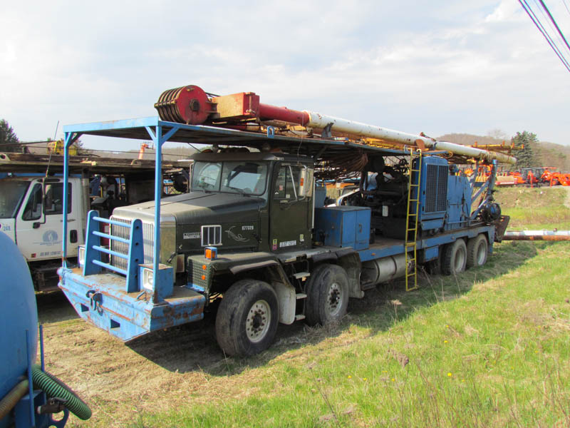 COOPER 32x32 Well Service Rig – YD1