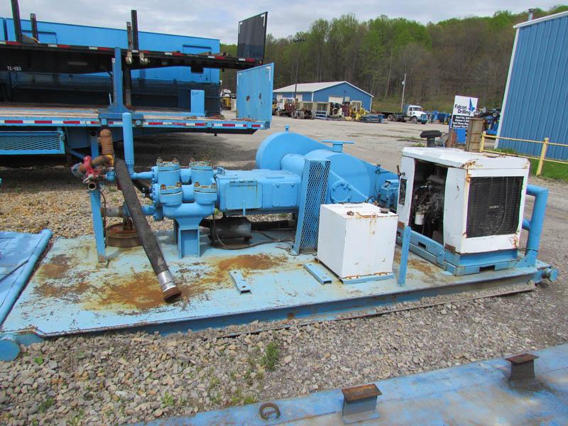 G.DENVER FXD Duplex Pump – YD3