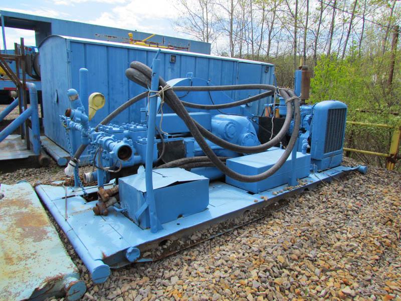 G.DENVER FXX Duplex Pump – YD3