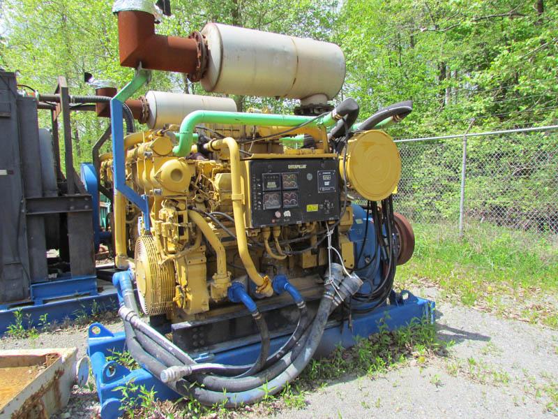 CAT 3508 Engine – YD4