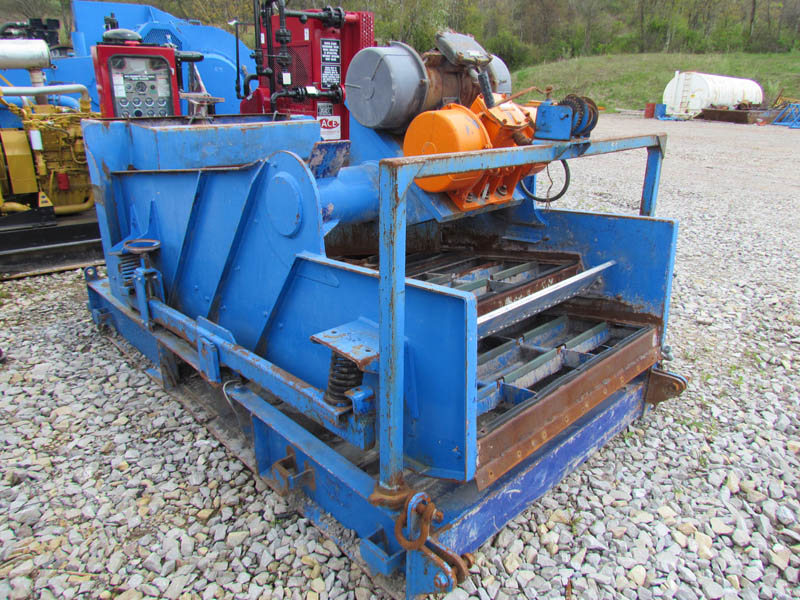 (1 of 2) BRANDT Shale Shakers – YD12