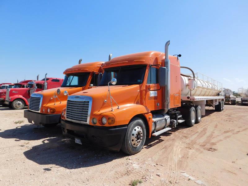 INT'L Vacuum Truck – DY1 YD1