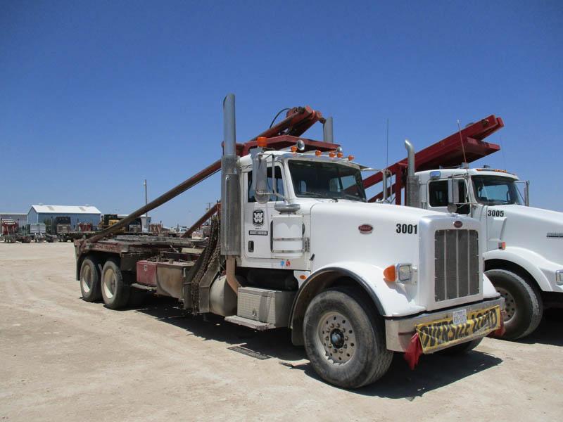 2009 PETE Gin Truck – DY1 YD1