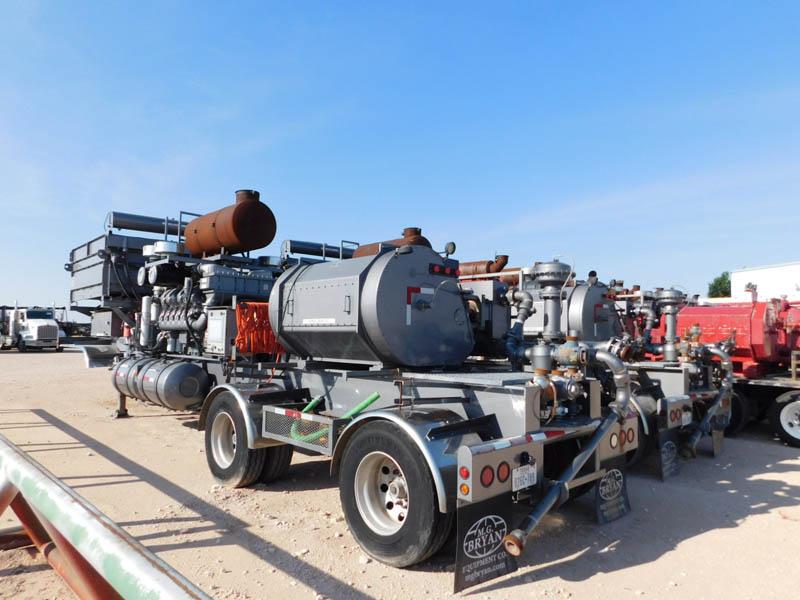 2011 & 2013 BRYAN 2500HP Frac Pumps – DY1 YD1