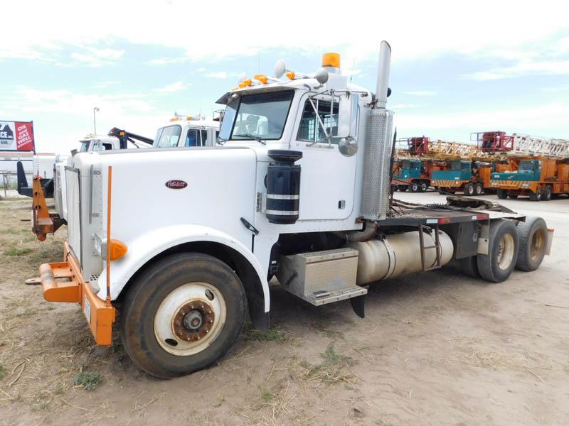 '94 PETE 357 Winch Truck – YD1