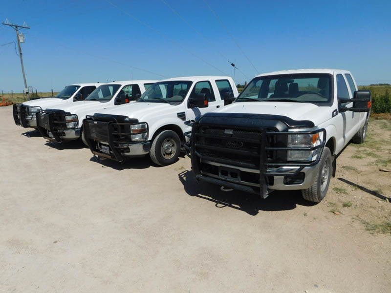 (13) Light Duty Trucks – YD1