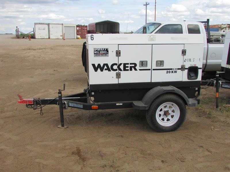 (1 of 4) WACKER Portable Gens – YD1
