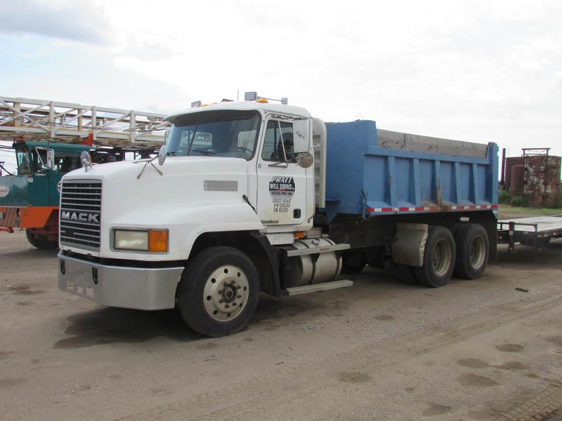 '98 MACK CH-613 Dump Truck – YD1