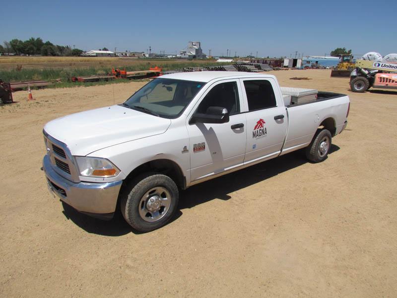 2012 DODGE Ram 2500 Diesel – YD1