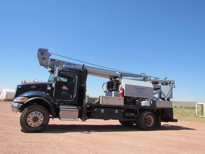 PULSTAR P38000HD CBM Drilling Rig – YD3