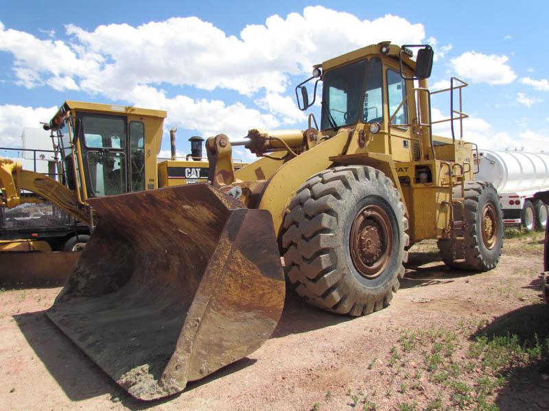 CAT 966D Wheel Loader – YD3