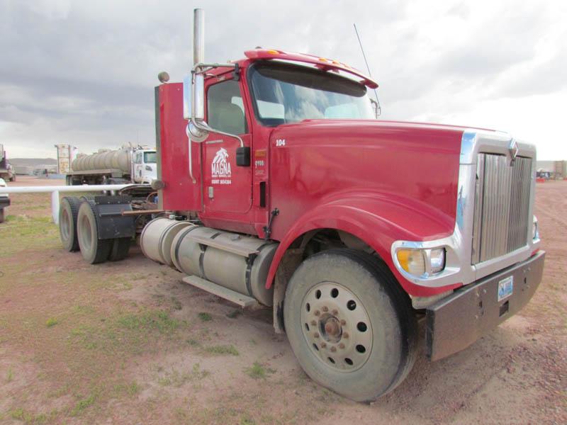 2007 INT'L 9900i Vac Truck p/b CAT C13 – YD3