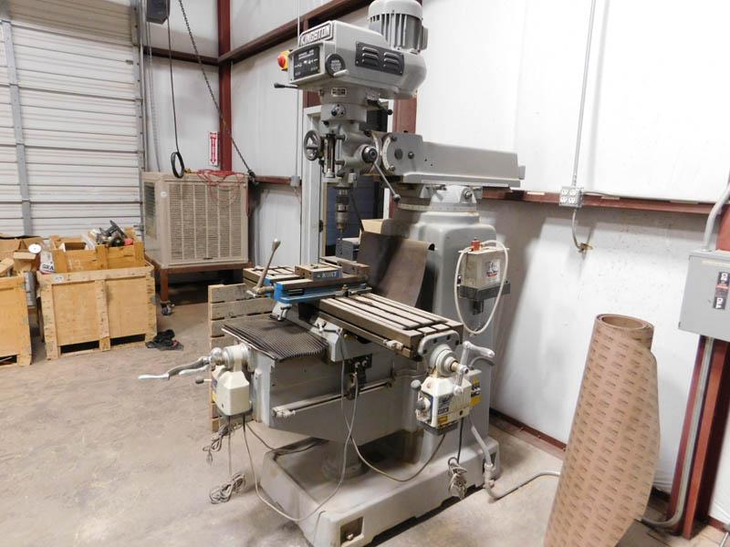 KINGSTON KMT-4V Drill Press – YD2