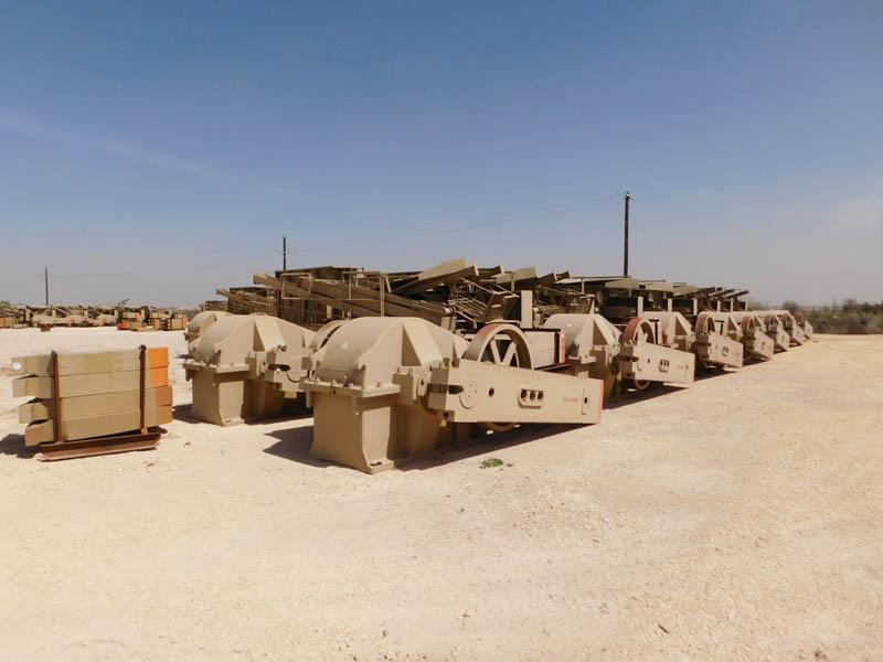 (14) NEW 912-120 Pumping Units – YD2