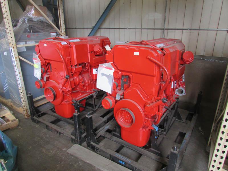 NEW CUMMINS ISX15 Engines – DY1 YD11
