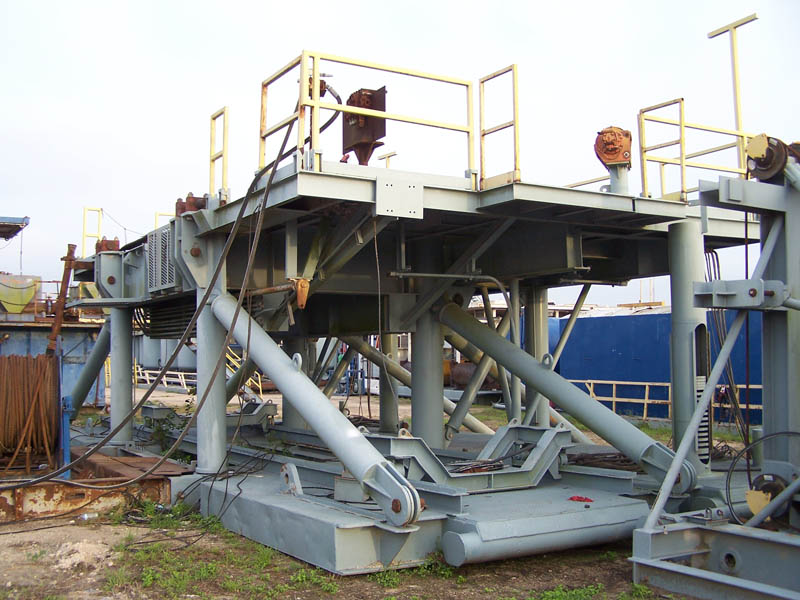 CABOT 1200 Substructure (Like New) – DY2 YD3