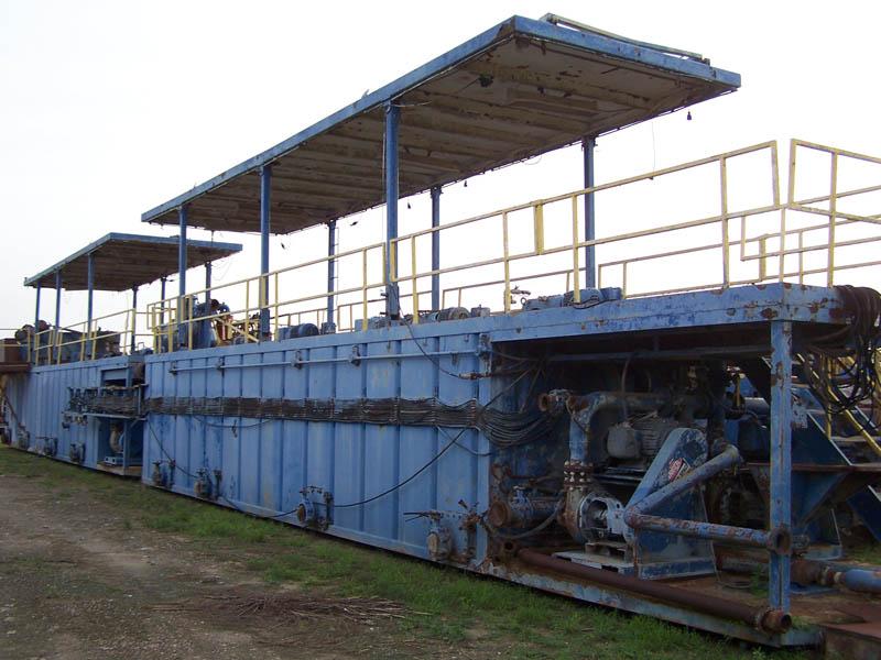 Rig #145 1000-Bbl Mud System – DY2 YD3