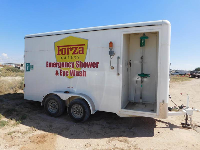 2006 CM SAFETY Eyewash/Shower – YD1
