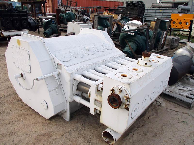 SPM OWS2500SD Quintuplex Pump
