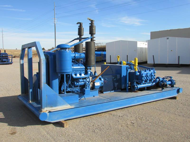 G.DENVER TEE Triplex Pump – YD1