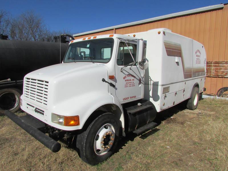'82 GEARHEART OWENS Wireline Truck – YD1