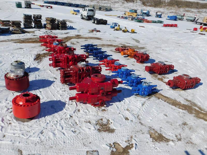 Drilling BOP's – YD1