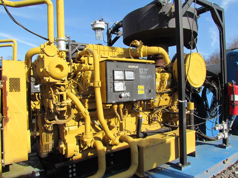 CAT 3512C Pump Eng – YD2