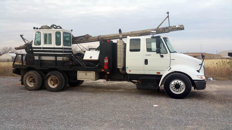 2008 IHC Laydown Truck – YD1