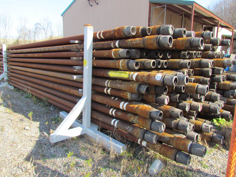 """39,432' 5"""" G-105 Drill Pipe, DWB w/Papers – YD2"""