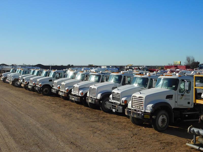Haul Trucks – DY1 YD1