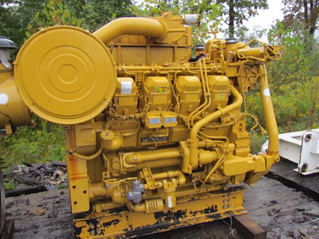CAT 3508 Engine – YD1