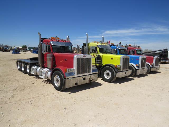 Winch Trucks