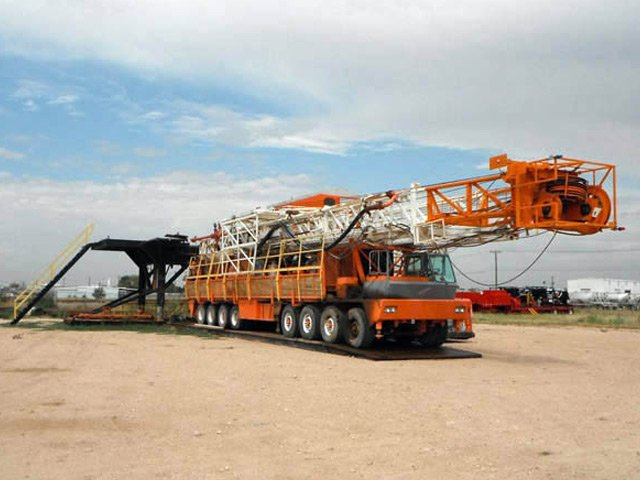 TAYLOR C1000 Drilling Rig