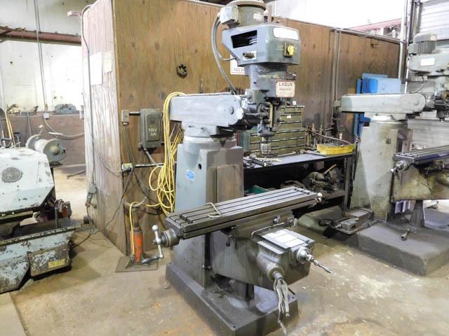 LAGUN FTV-1 Vertical Milling Machine