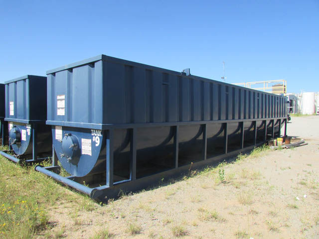 (11) 559-Bbl Jetted Circulating Tanks – DY1 YD6