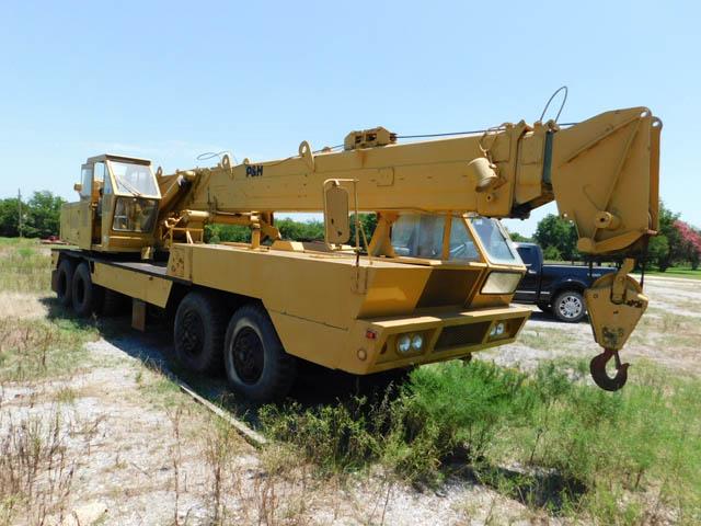 P&H MT-250 Crane – DY2 YD3