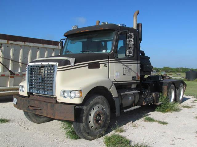 '06 FORD Winch Truck – DY2 YD7