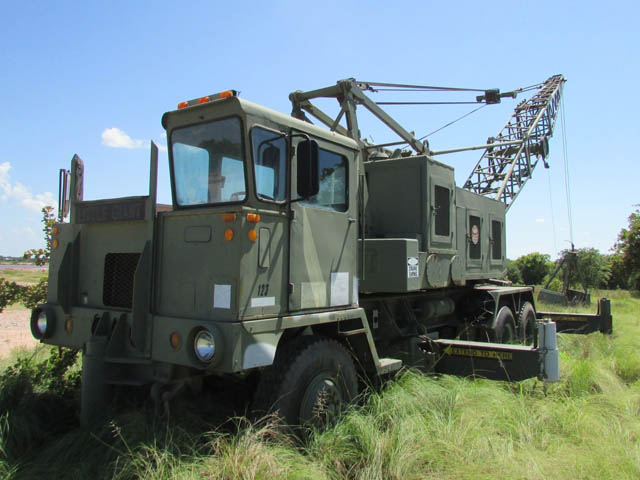 LITTLE GIANT 64 Crane – DY2 YD5