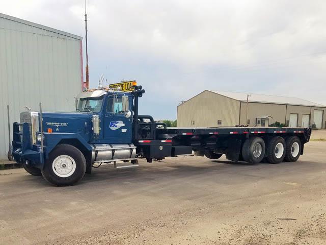 """WESTERN STAR Bed Truck w/456""""WB – DY1 YD5"""