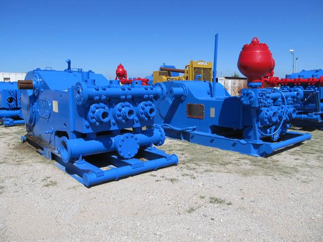 1300HP Triplex Pumps – DY2 YD2