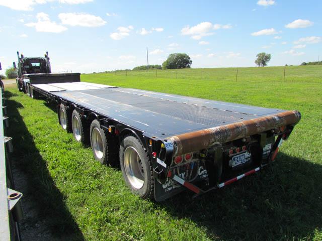 2014 4-Axle Stretch Deck – DY1 YD3