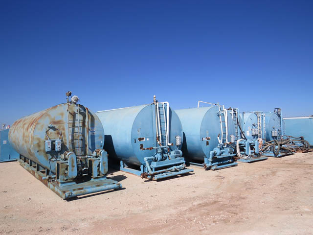 500-Bbl Water Tanks – DY1 YD3