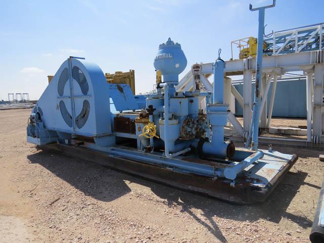 WILSON 600 Duplex Pump – DY1 YD2