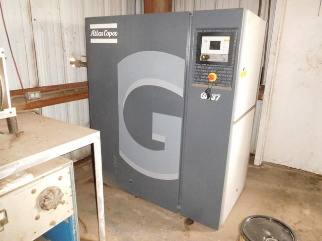 ATLAS COPCO Compressor – DY1 YD7