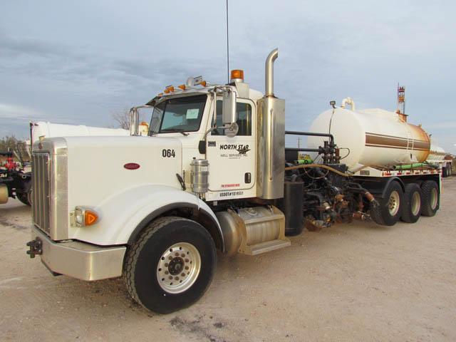 PETE Kill Truck w/15M Pump – DY1 YD3