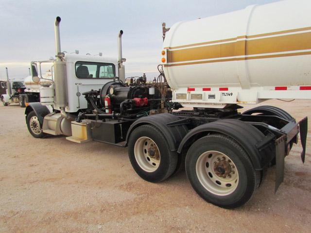 2007 PETE 379 Kill Truck – DY1 YD3
