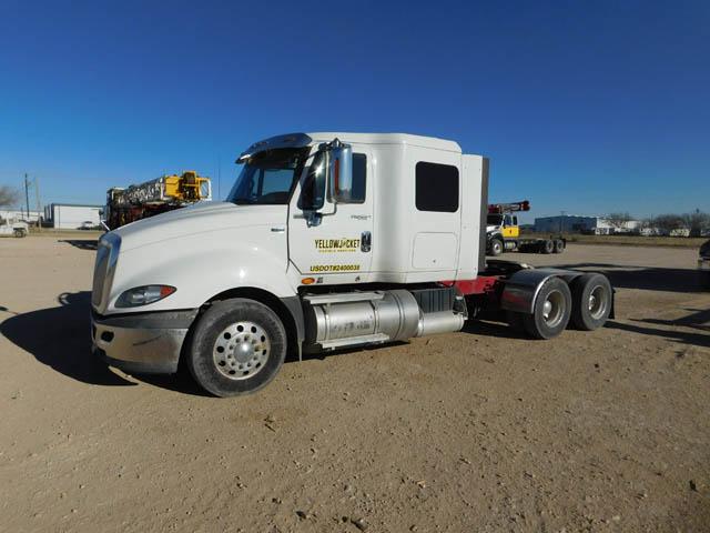 2012 INT'L Prostar Eagle Truck Tractor – YD1
