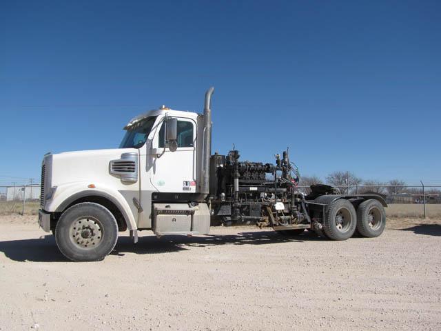 2014 FREIGHTLINER Kill Truck – YD1