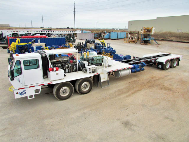 UNUSED 2014 SERVICE KING Pump Truck – YD1