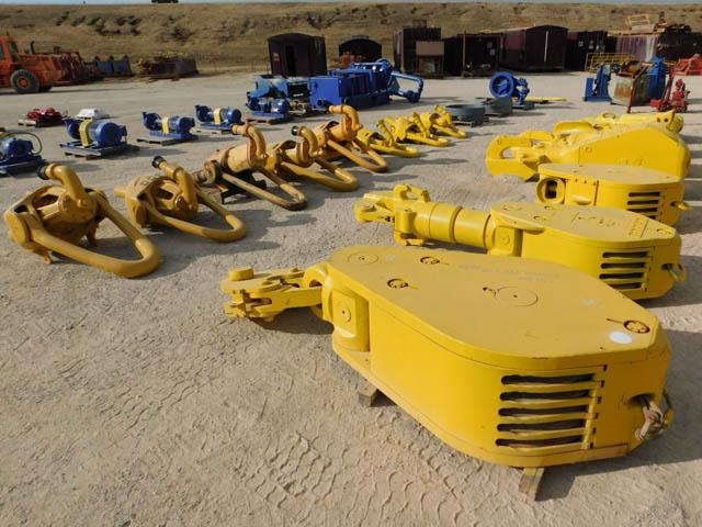 Drilling Blocks & Swivels – YD1